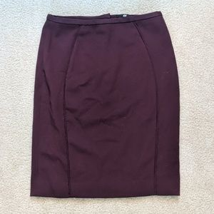 HM worn 1 time pencil skirt